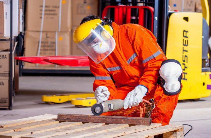 לא מתפשרים על בטיחות במקום העבודה