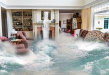 למנוע הצפה בדירה